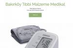 Bakırköy Tıbbi Malzeme Medikal Dış Tic.Ltd.Şti.