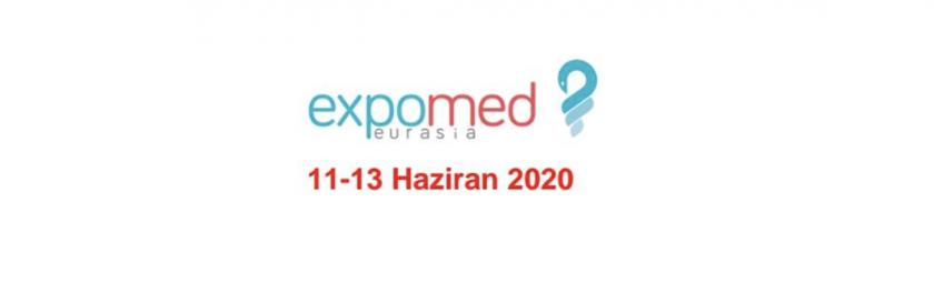 Expomed Fuarı 11-13 Haziran 2020