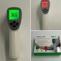 Med&Check Termometre Temassız Ateş Ölçer