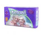 Actual Yetişkin Hasta Bezi Medium 120 Adet